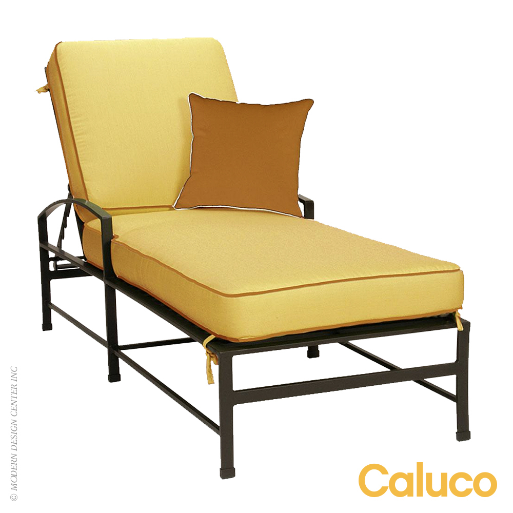 San Michelle Single Chaise | Caluco Patio Furniture
