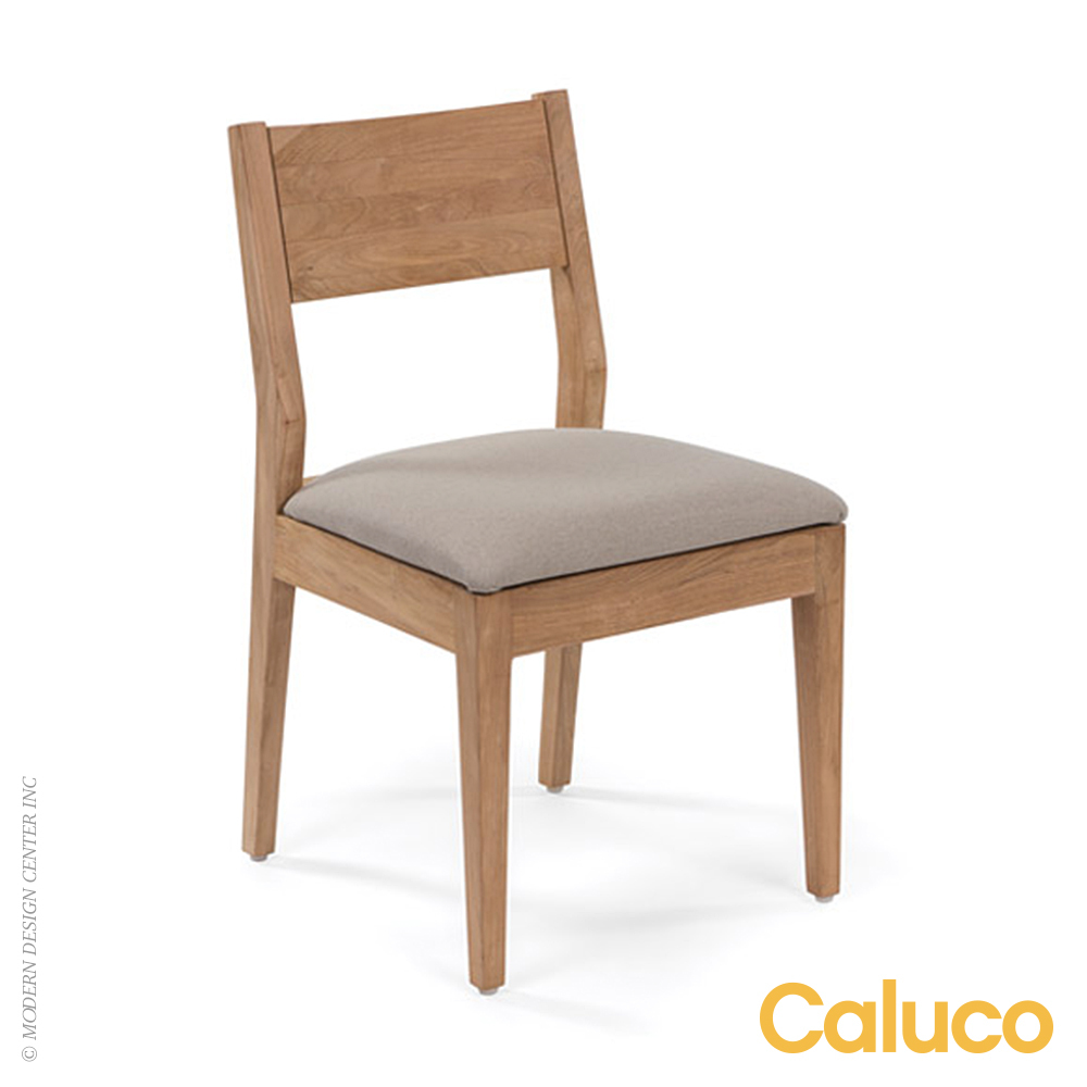 Sixty Dining Chair Set of 2 | Caluco Patio Furniture