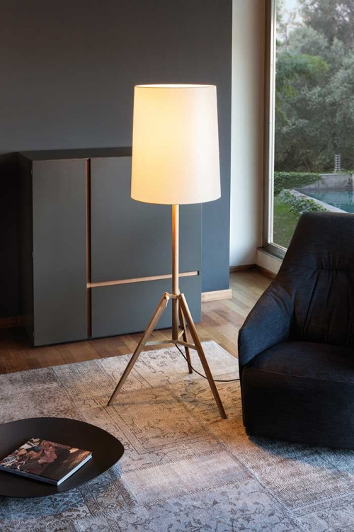 Tripod Floor Lamp | Carpyen