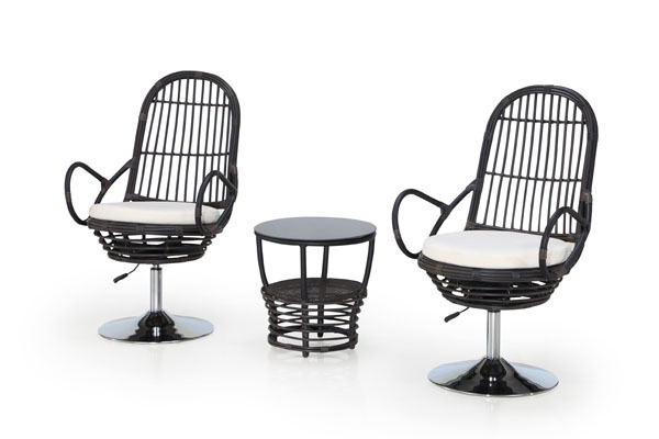 Pala 3-Piece Outdoor Conversation Set | Ceets