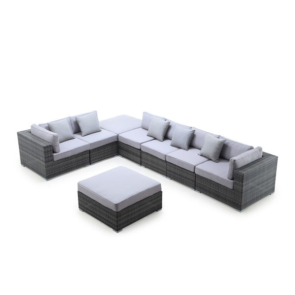 Slater 8 Piece Outdoor Conversation Set | Ceets