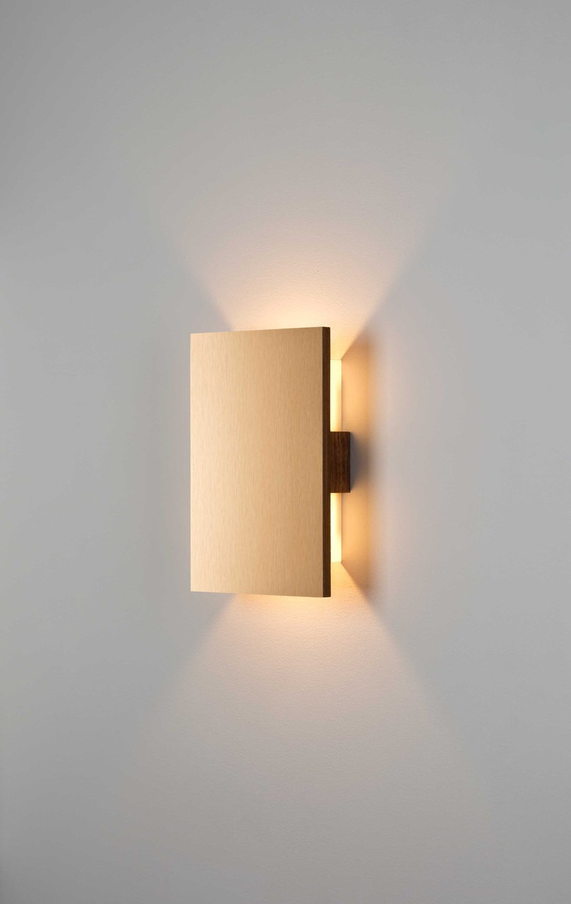 Tersus Led Wall Sconce Cerno Metropolitandecor