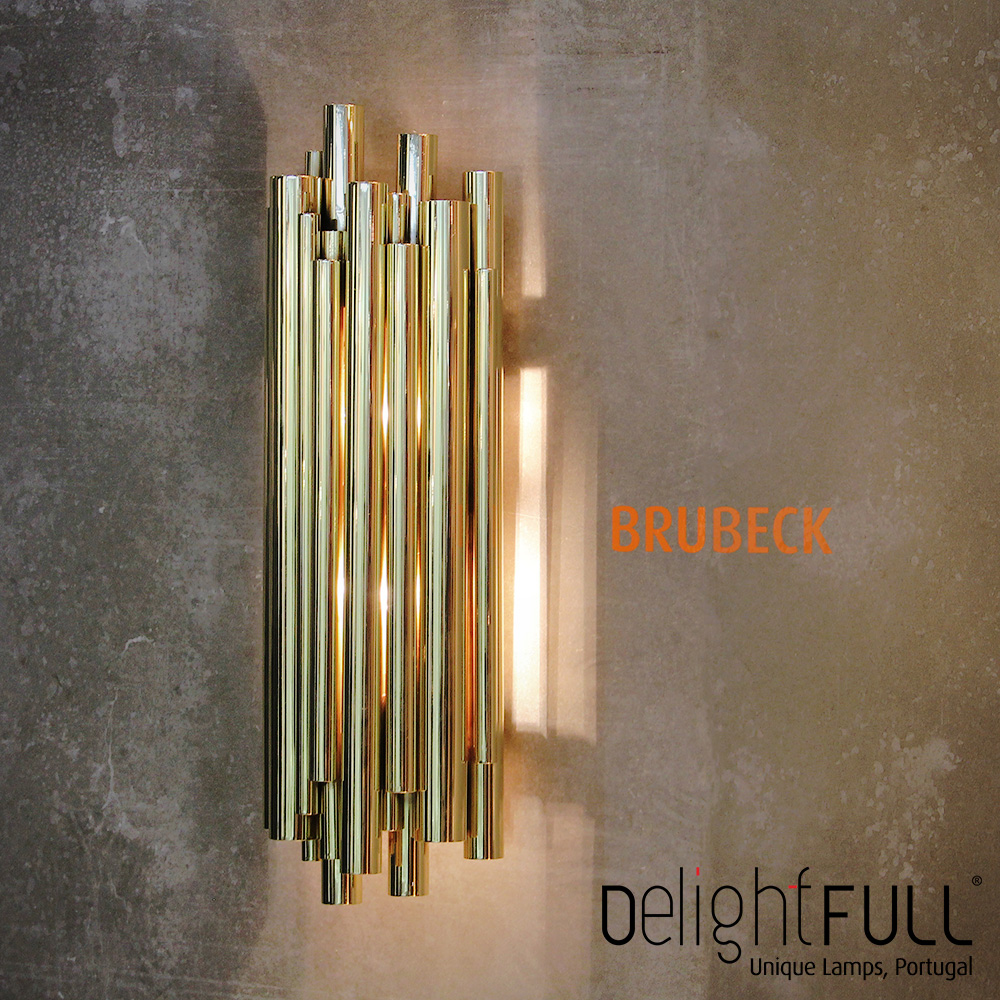 Brubeck Wall Sconce | Delightfull