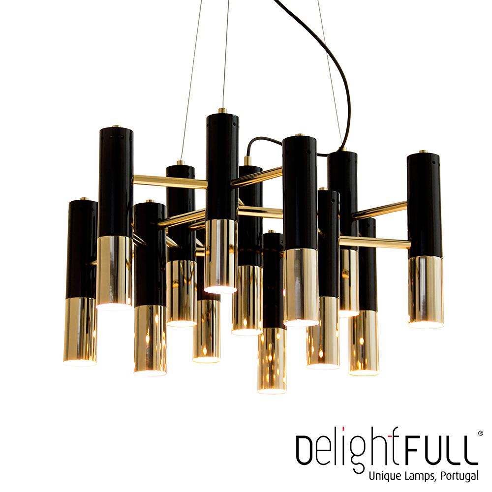 Ike Suspension Light | Delightfull