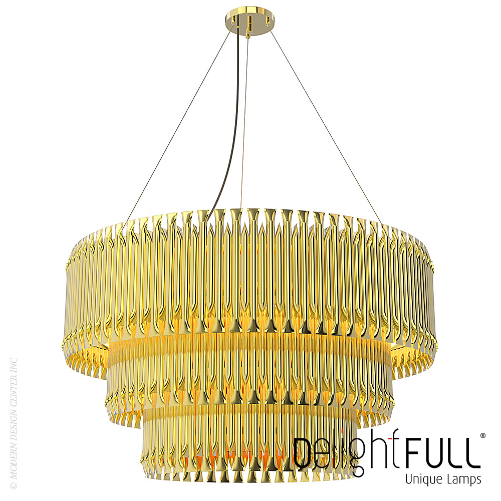 Matheny Chandelier 3 | Delightfull