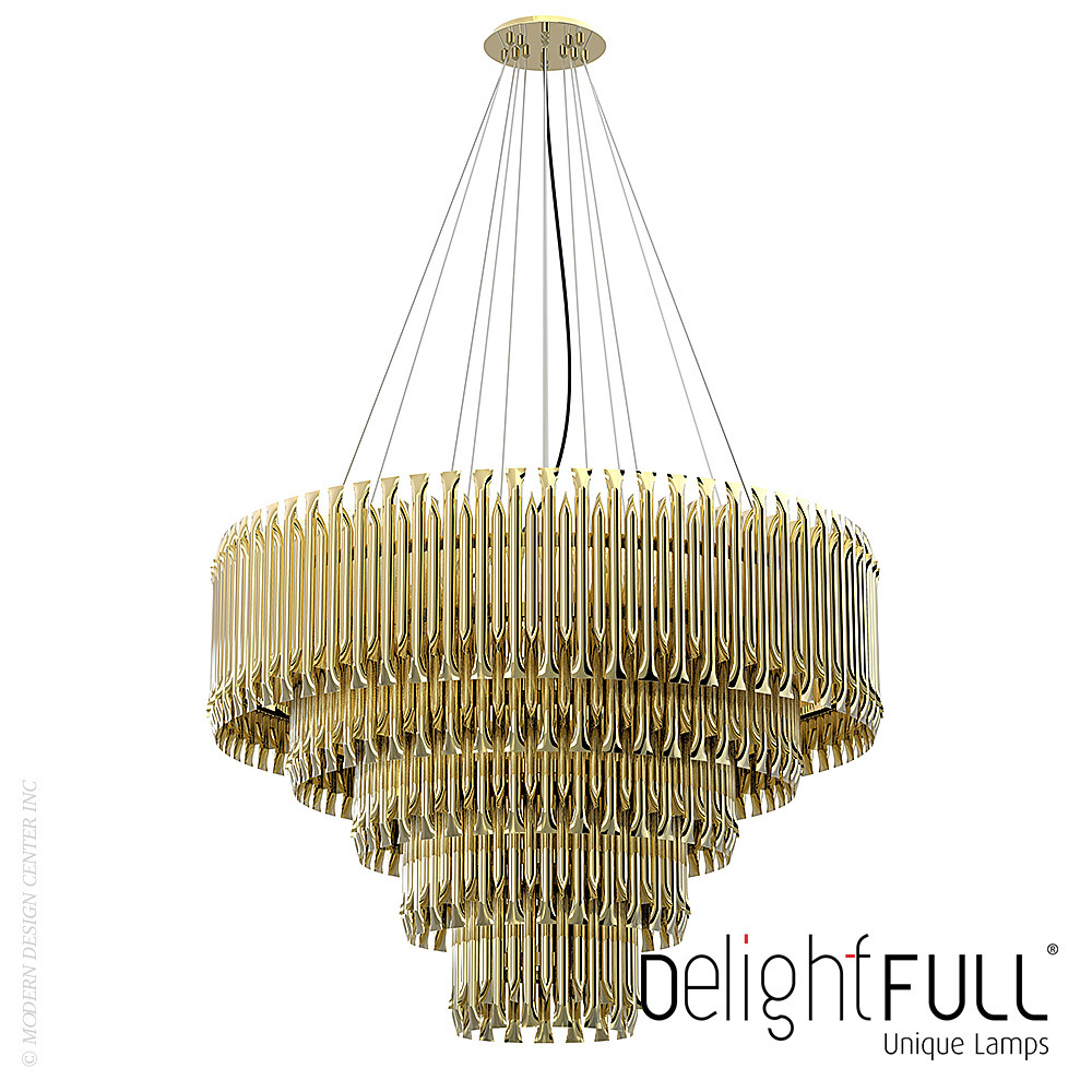 Matheny Chandelier 5 | Delightfull