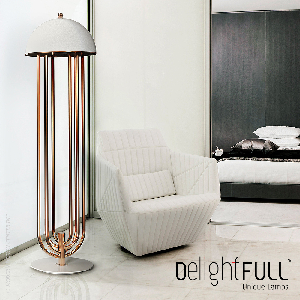 Turner Floor Lamp | Delightfull