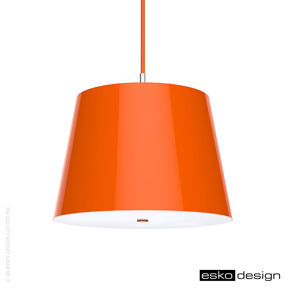 MilkPail Single Pendant Lamp | Esko Design