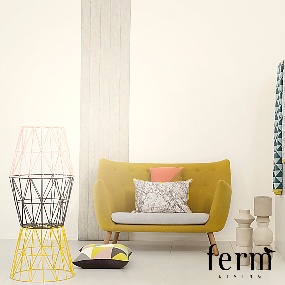 Wire Basket Large | Ferm Living