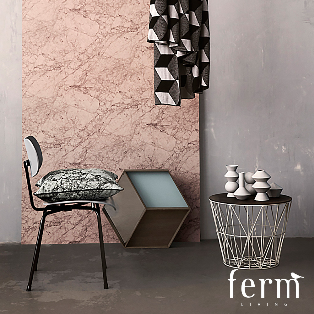 Wire Basket Medium | Ferm Living