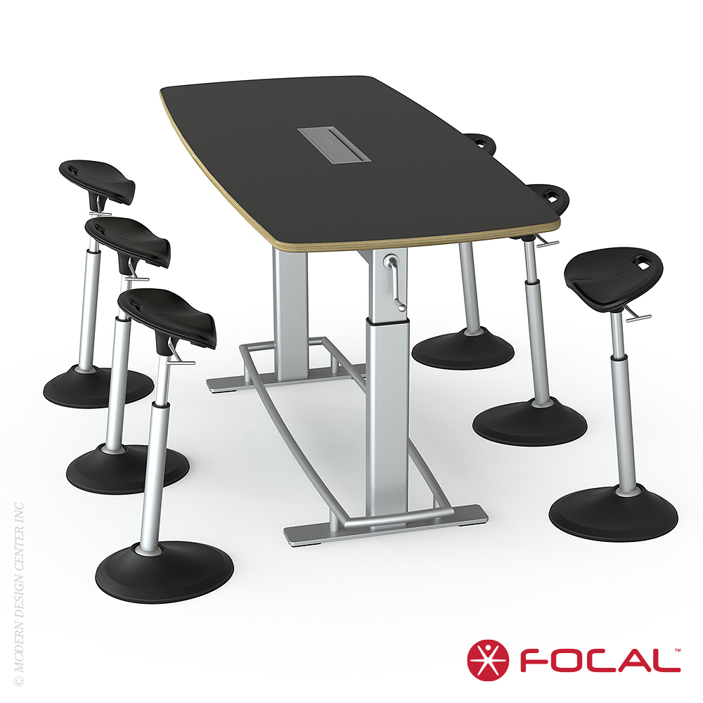 Confluence 6 Bundle | Focal Upright