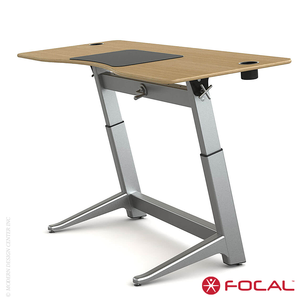 Locus Desk 6 | Focal Upright