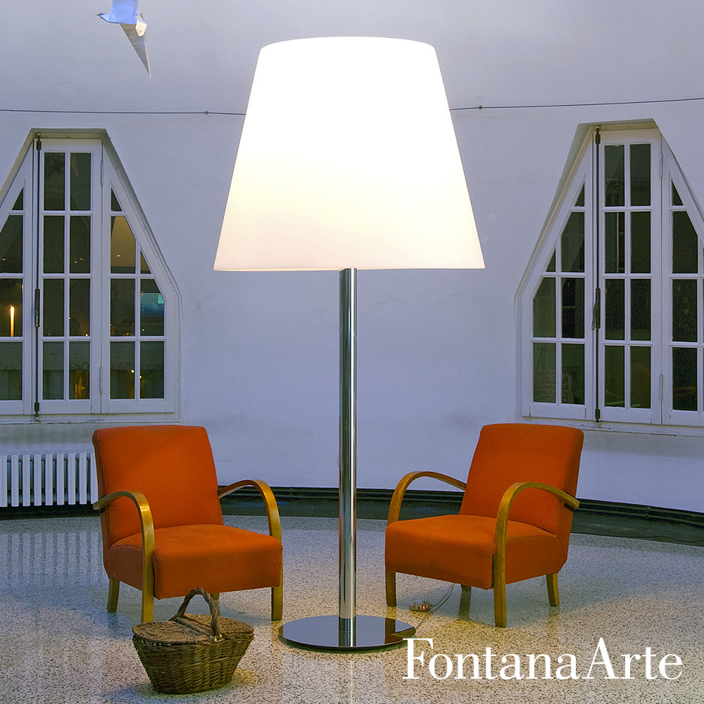 Amax Outdoor Floor Lamp | FontanaArte