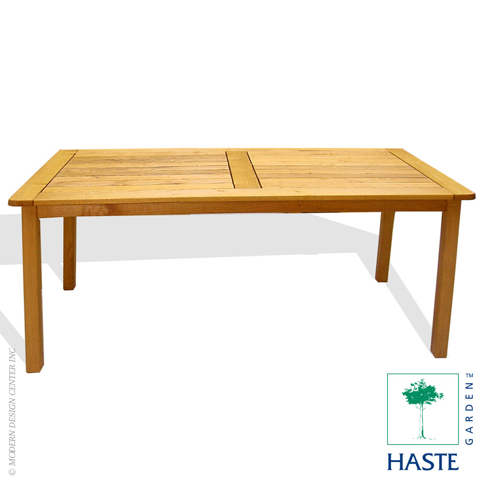 Iris Rectangle Table | Haste Garden