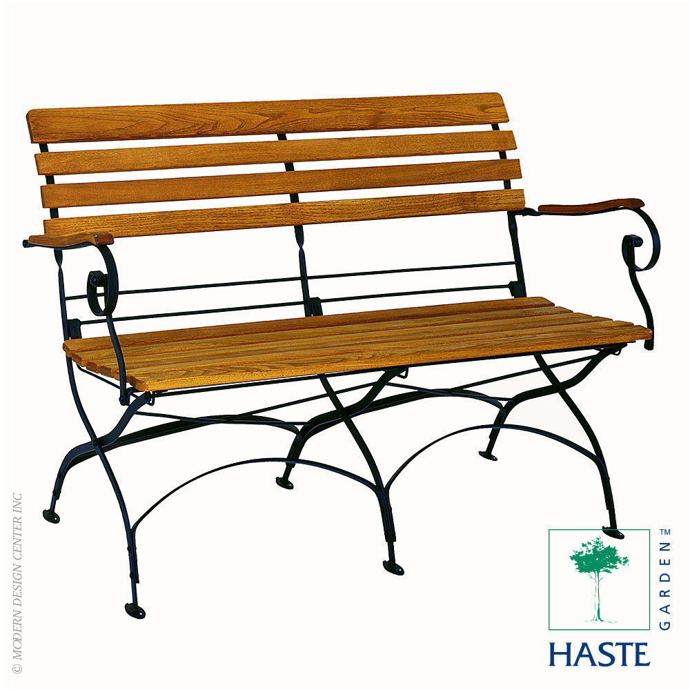 Rebecca Folding Bench | Haste Garden