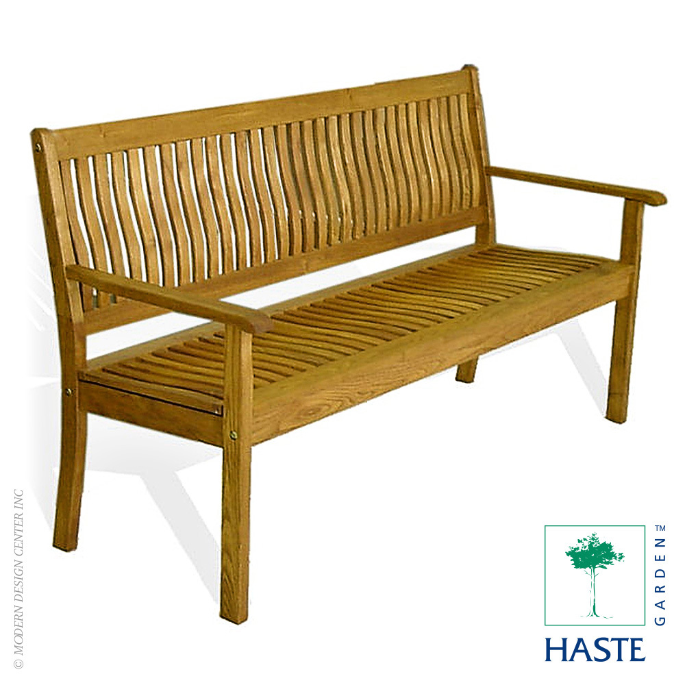 Riviera 3 Seater Bench | Haste Garden