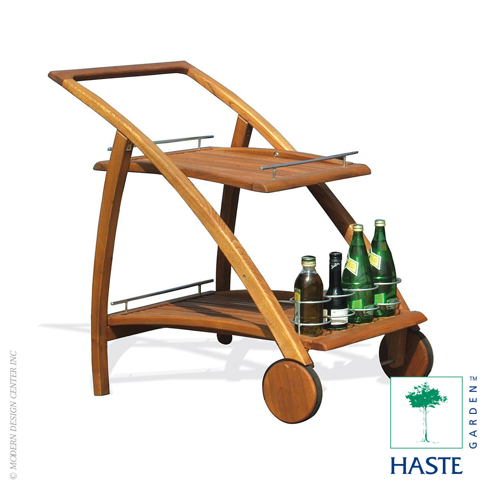 Riviera Serving Trolley | Haste Garden