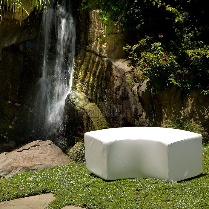 Arc Curved Bench | la-Fete Design