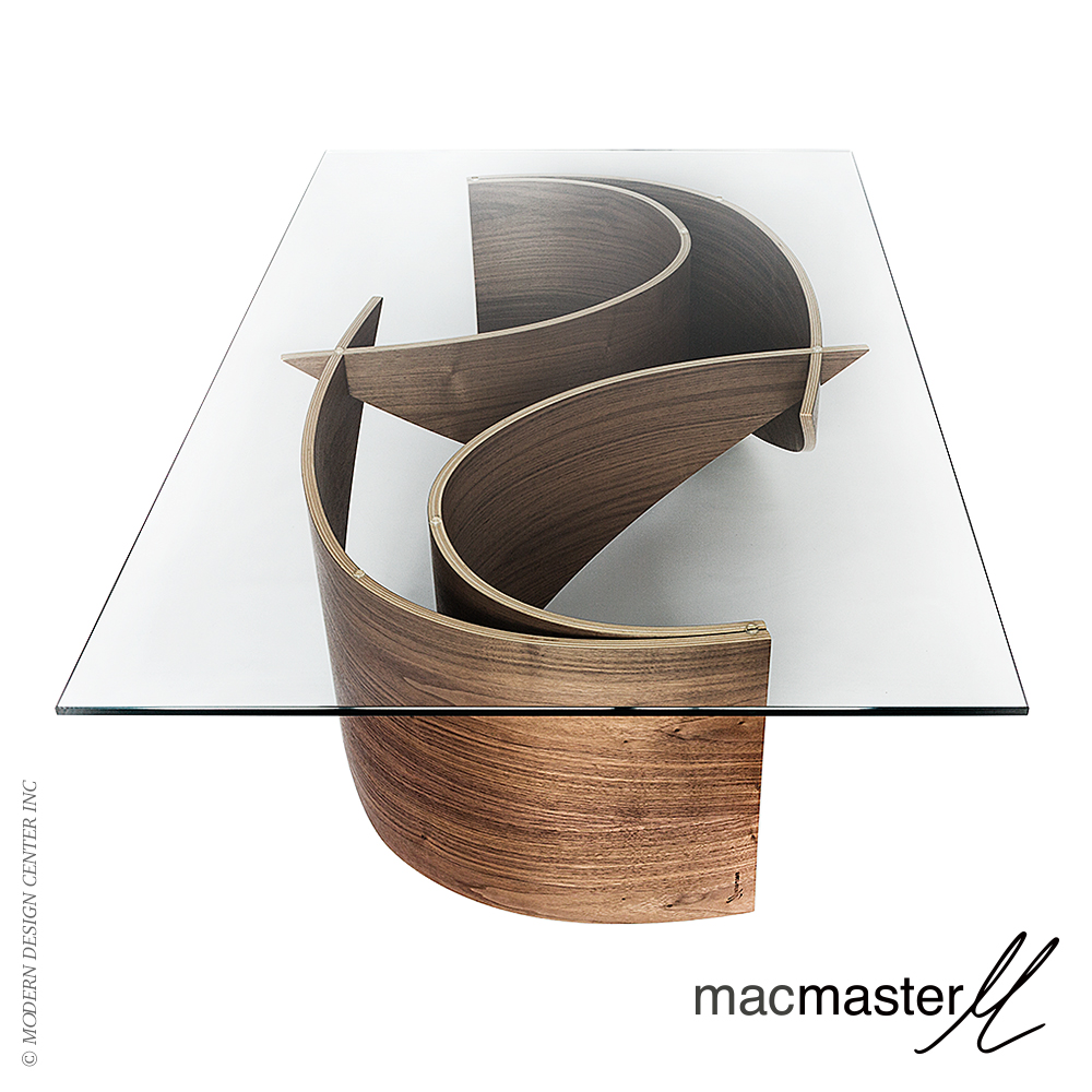 Wave Coffee Table | MacMaster Design