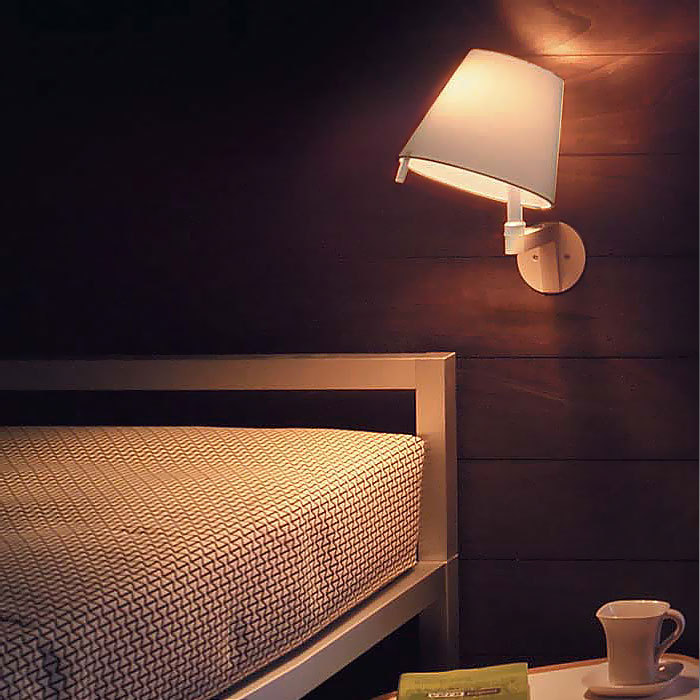Melampo Mini Wall Lamp - Open Box | Artemide