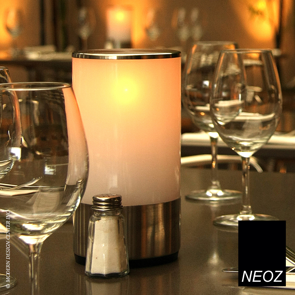 Collins Cordless Table Lamp | Neoz