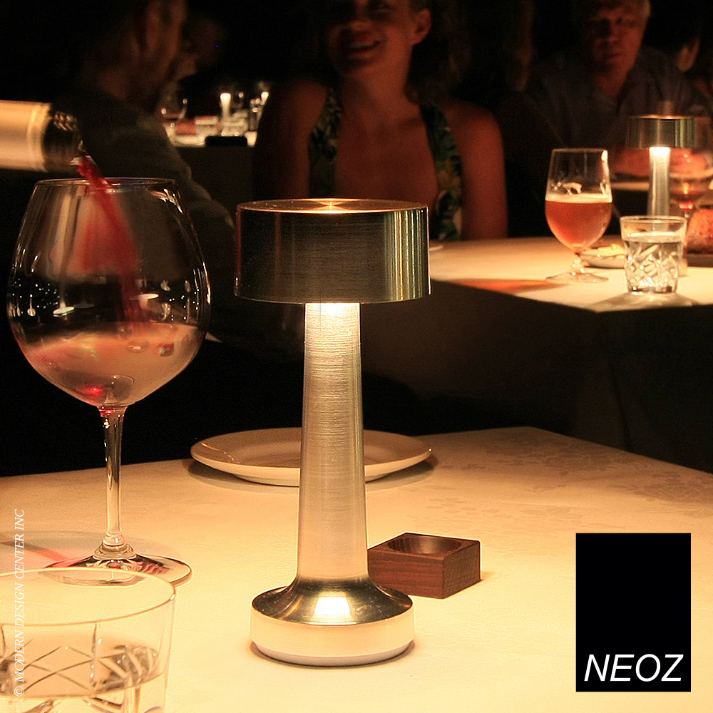Cooee 2C Cordless Table Lamp | Neoz