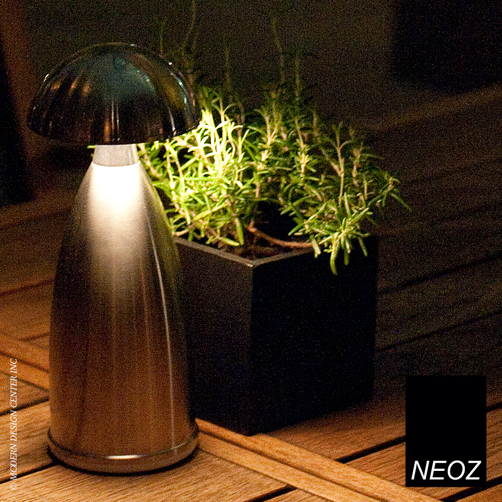 Owl 1 Tall Cordless Table Lamp | Neoz