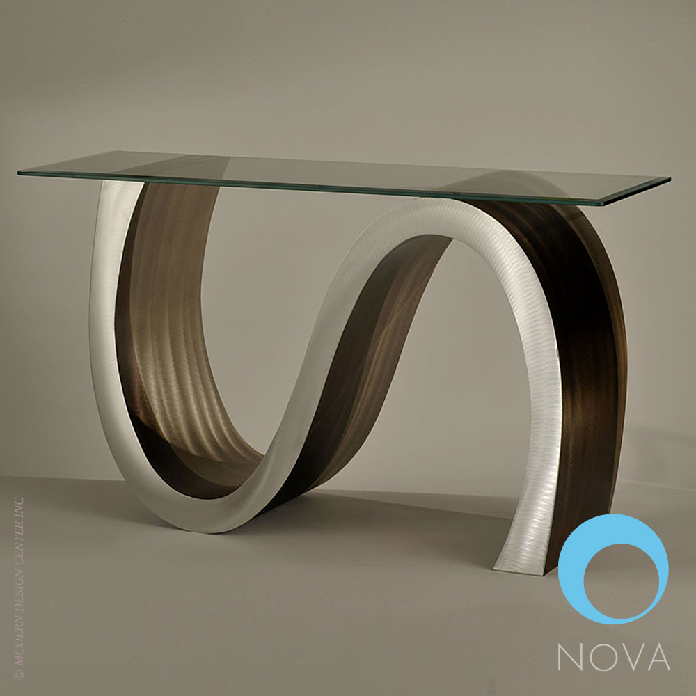 Meandering Console Table | Nova