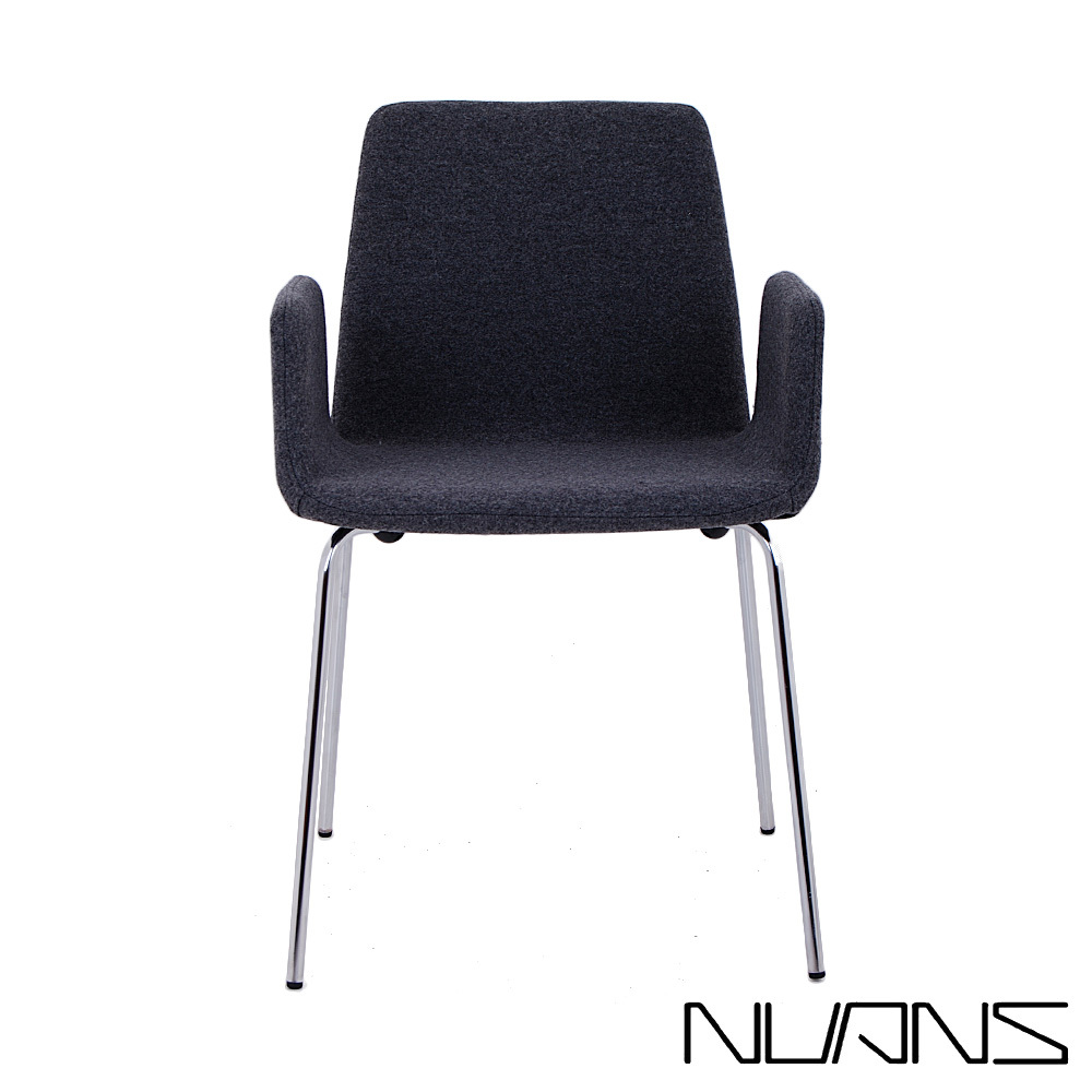 Duane Dining Chair Wool | Nuans