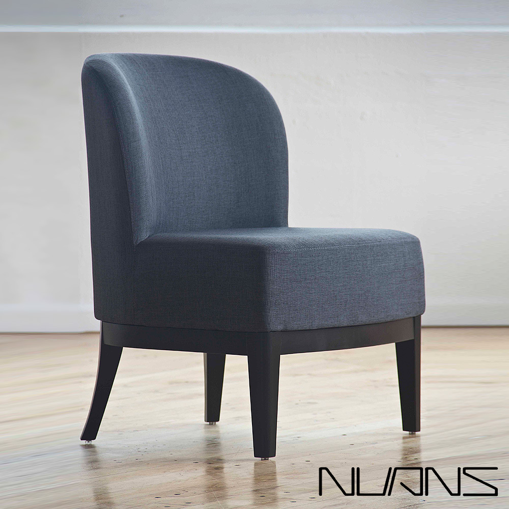 Lexington Lounge Chair Linen | MC Italy
