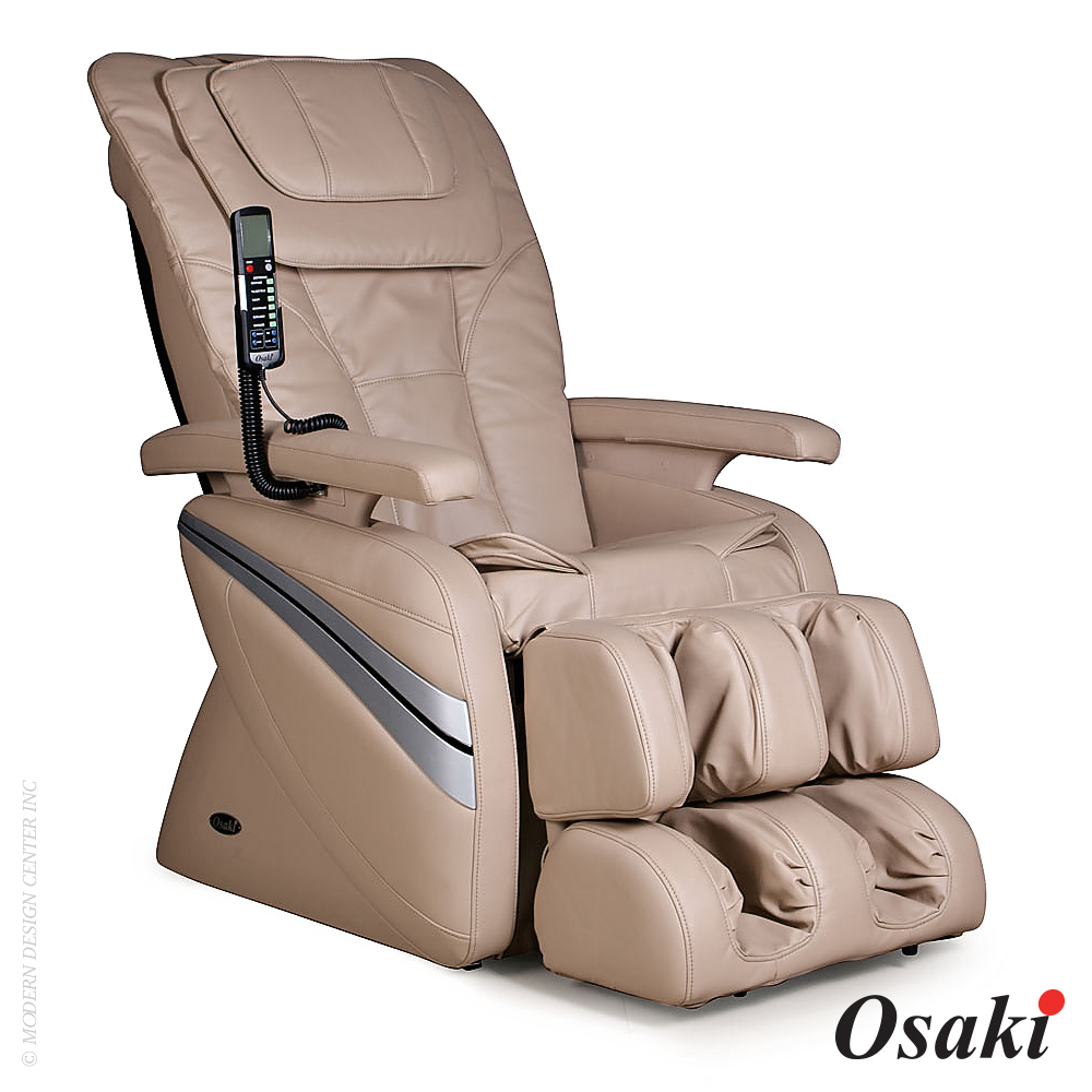 black titan reclining p osaki os chairs faux massage chair leather