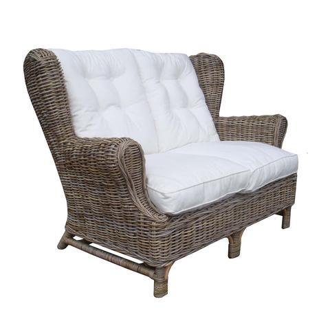 Kubu Wing Loveseat | Padma's Plantation
