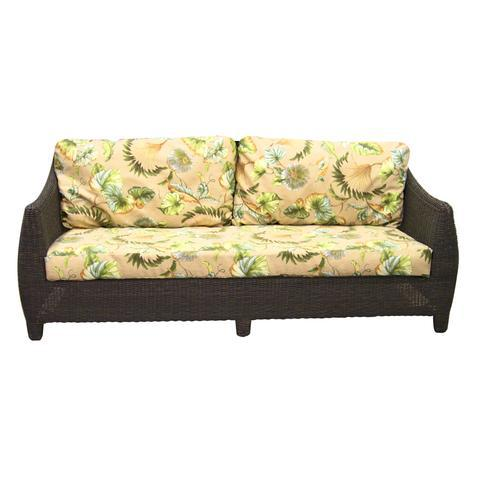 Outdoor Bay Harbor Sofa | Padma's Plantation