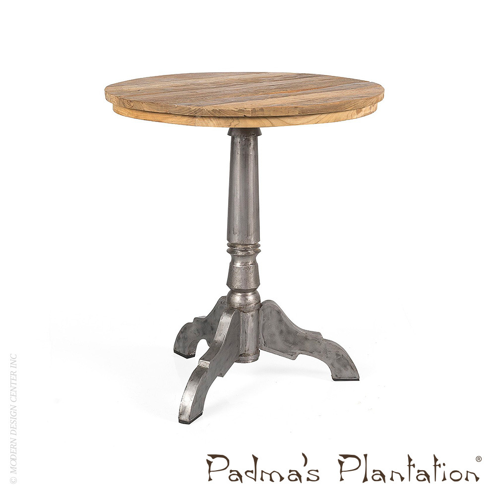 Ivory Key Bistro Table | Padma's Plantation