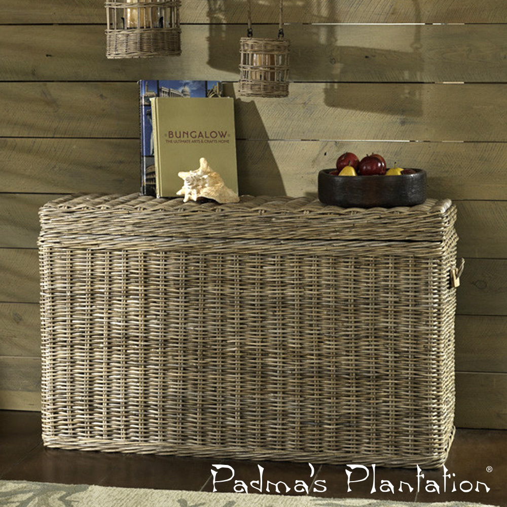 Kubu Console Table Trunk | Padma's Plantation