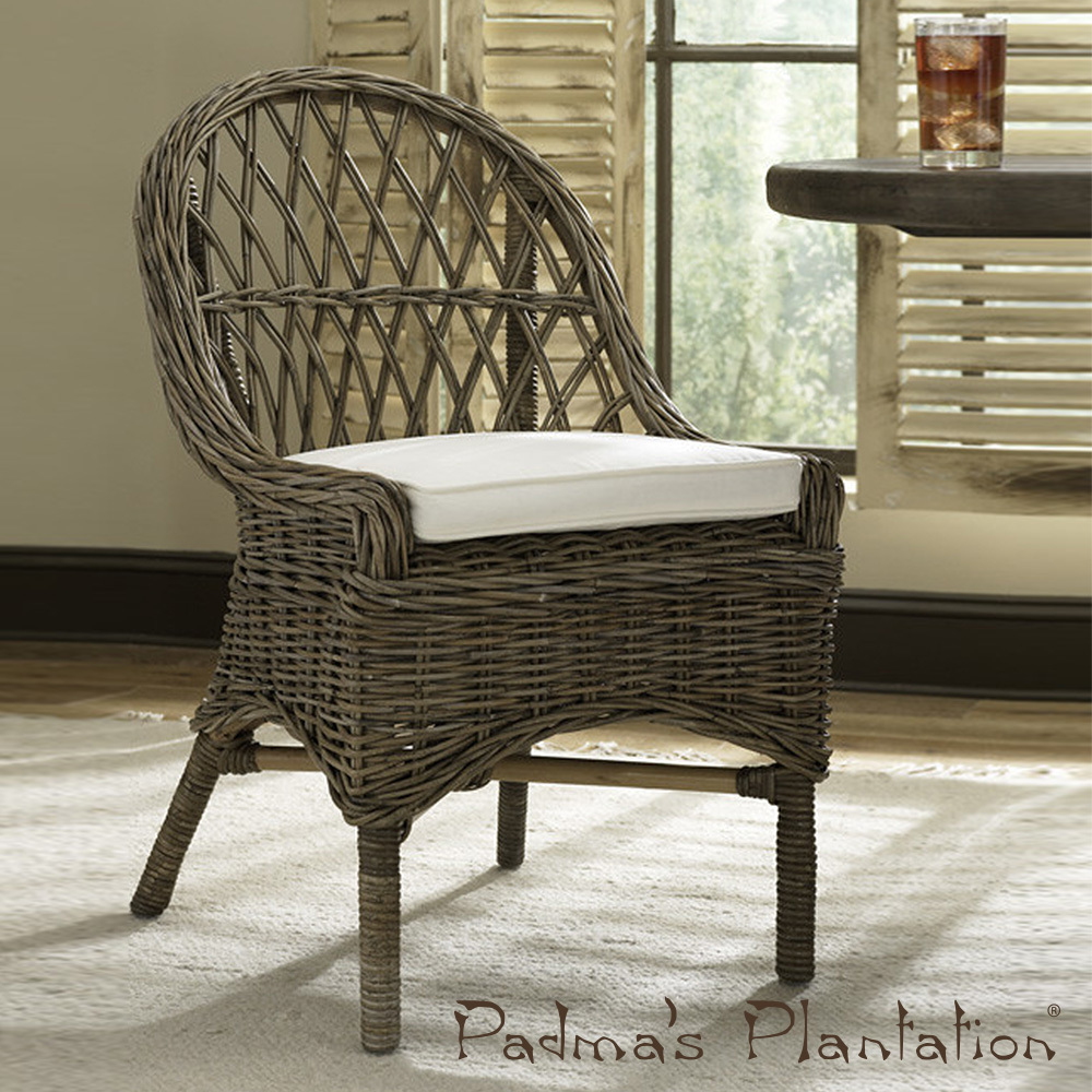 Kubu Dining Chair Set Of 2 | Padmau0027s Plantation