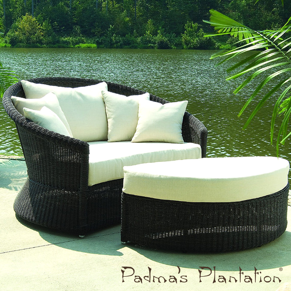 Outdoor Haven Lounge | Padma's Plantation