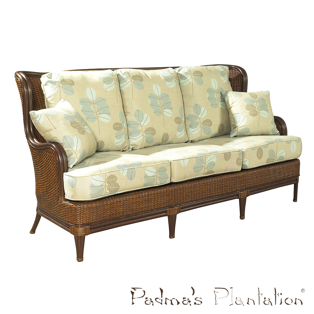 Palm Beach Outdoor Sofa | Padma's Plantation