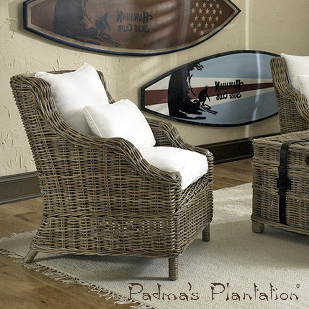 Tenerife Kubu Lounge Chair | Padma's Plantation