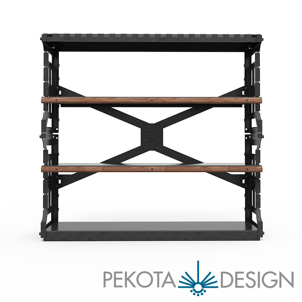 Titus Half Shelving Unit | Pekota