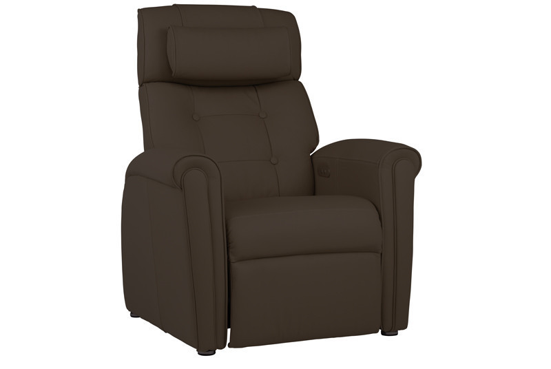 Duke Leather True Zero Gravity Recliner Tall | Positive Posture