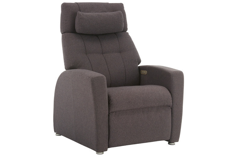 Luma Fabric True Zero Gravity Recliner | Positive Posture