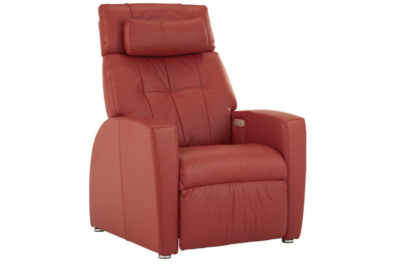 Luma Leather True Zero Gravity Recliner | Positive Posture