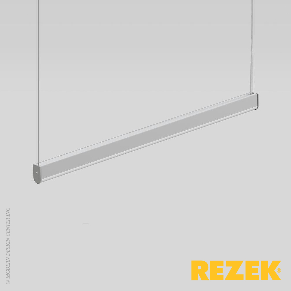 27W Ledbar 60 Round Suspension LED | Rezek