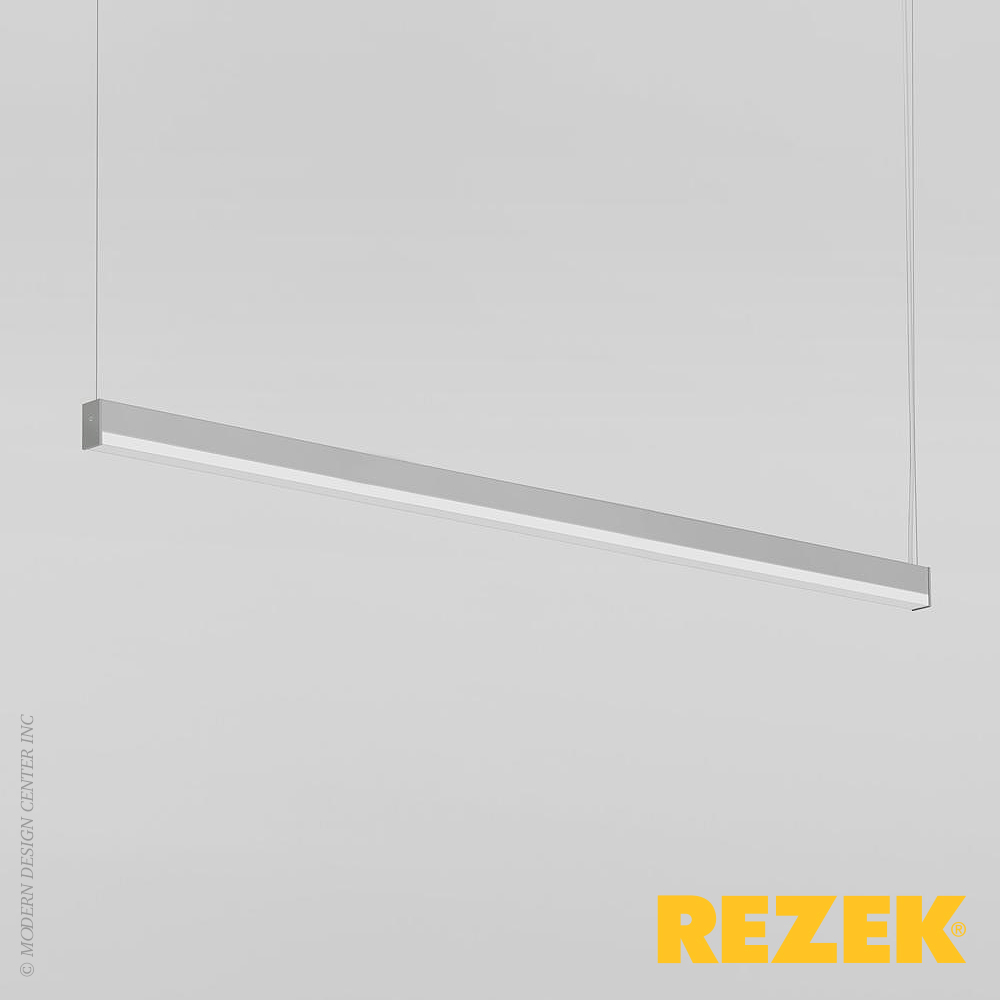 83W Ledbar 96 Square Suspension LED | Rezek