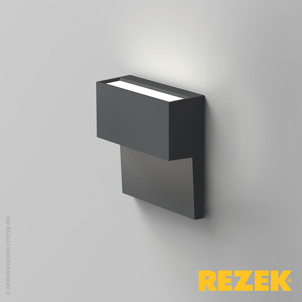 Piano Wall Direct/Indirect LED 2-Wire Dimming | Rezek