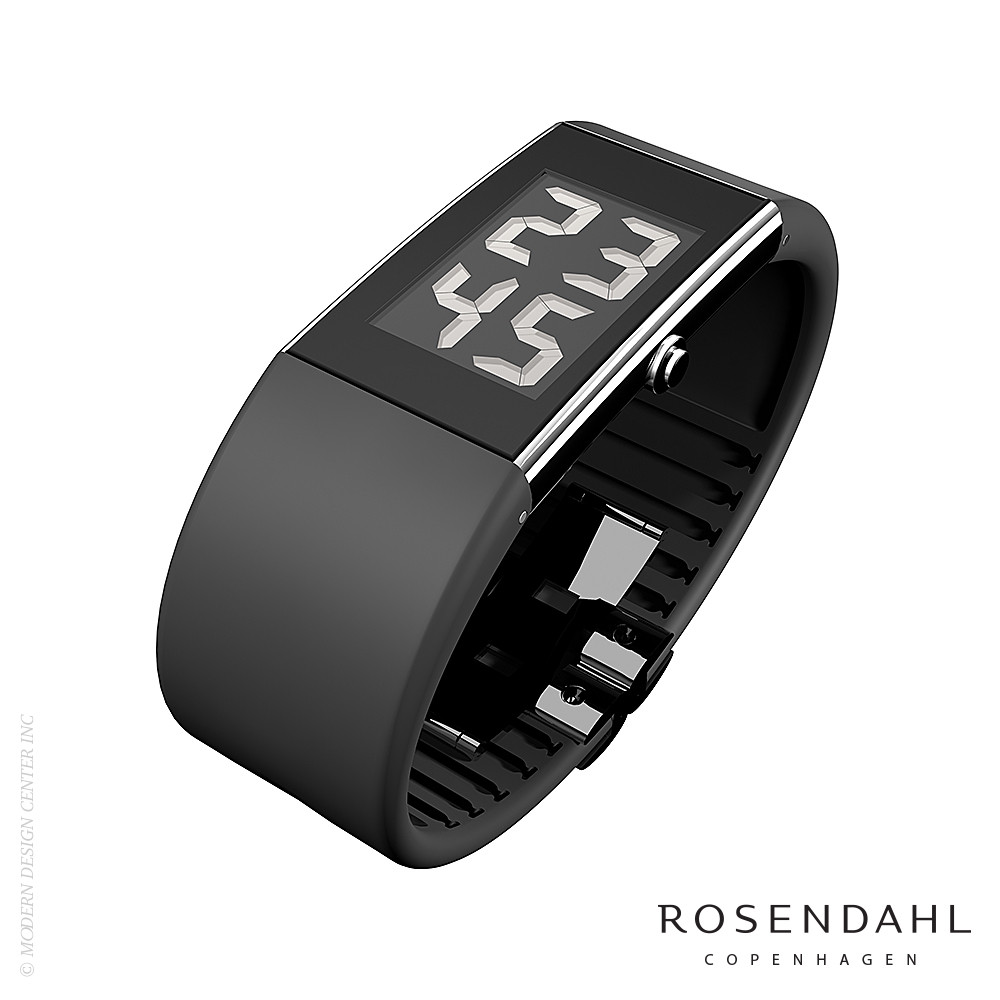 Watch II Black Face | Rosendahl