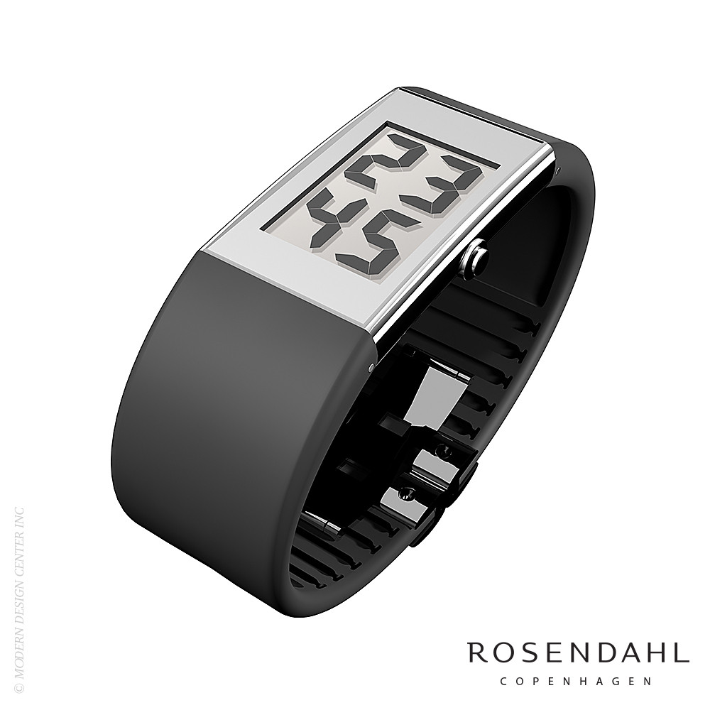 Watch II White Face | Rosendahl