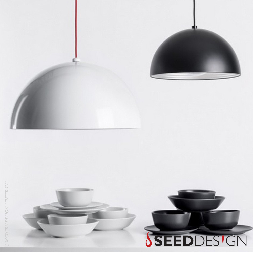 Dome pendant light seed design metropolitandecor aloadofball Images