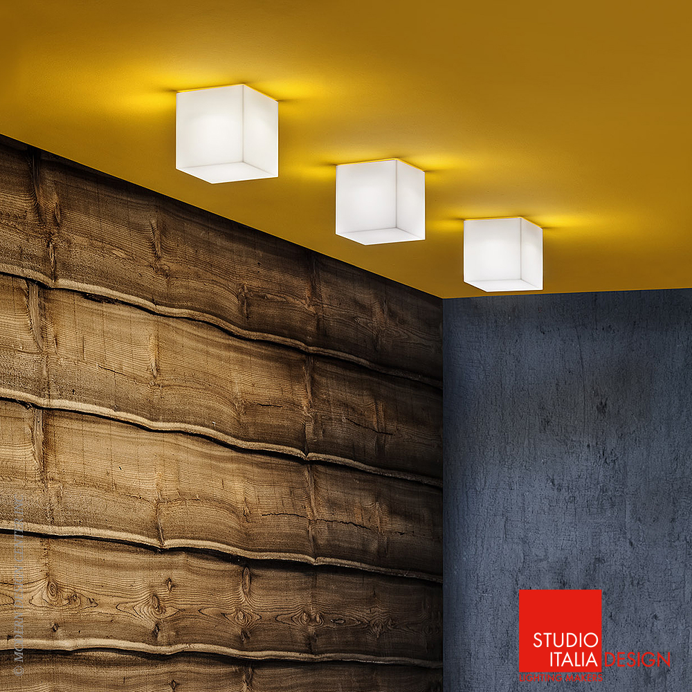 Beetle cube wall and ceiling ap pl studio italia design for Product design studio